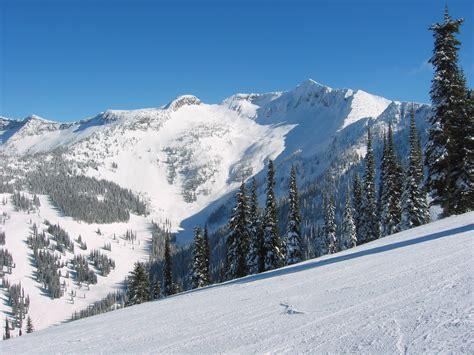Morgan Chair by File Whitewater Ski Resort Ymir Bowl Jpg Wikimedia Commons