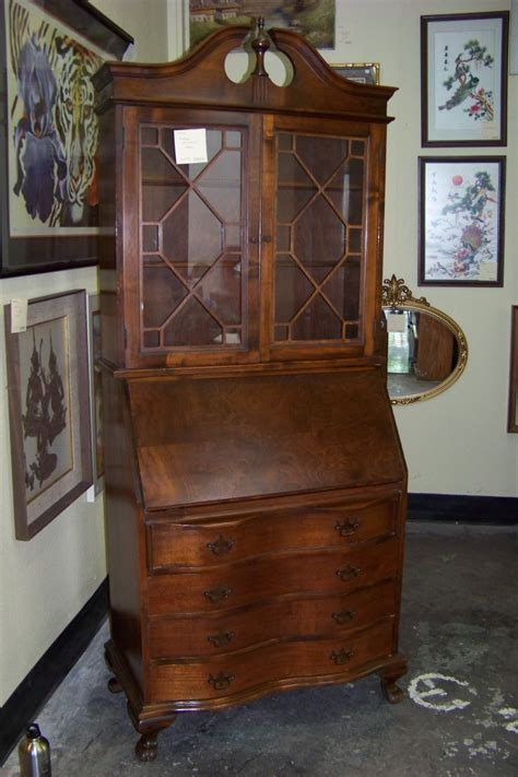 Antique Desk Hutch  Antique Furniture