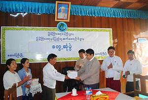Meeting for Children's Literary Fair in Taunggyi - Global ...