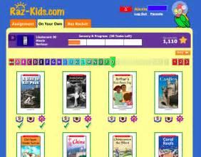 Raz Kids Book Room