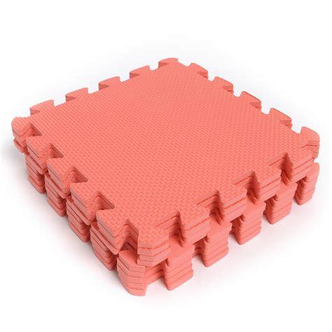 9pcs exercise play foam floor flooring mat