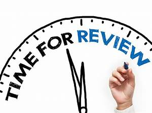 What to do after an employee review track 5 media for Time to enjoy review