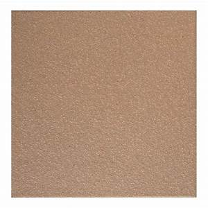 Daltile Quarry Adobe Brown 6 in. x 6 in. Ceramic Floor and ...