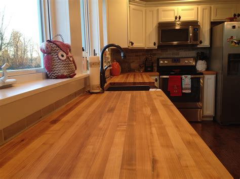 Marble And Butcher Block Countertops by My Take On Butcher Block Countertops Quot Woodn T Quot You Like