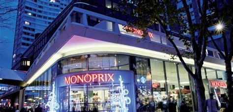 adresse siege monoprix service client monoprix téléphone mail adresse