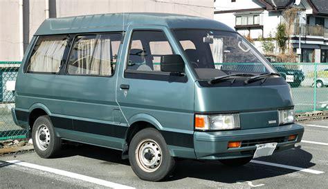 Nissan Vanette Wikipedia
