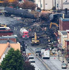 Three people, rail company face charges in Lac-Megantic ...