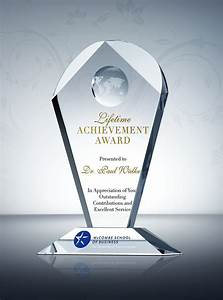 The very nature of lifetime achievement is the idea that ...