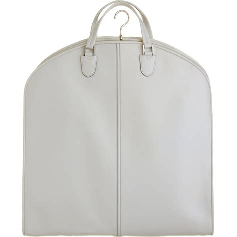 Cover Suit by Pu Leather Travel Suit Cover Garment Bag Buy Garment Bag