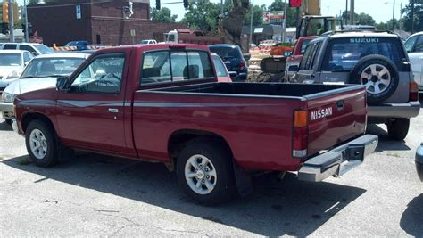 nissan pickup 1996 1996 nissan pickup truck bed