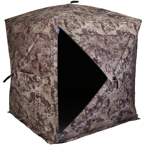 ground blinds for bow ameristep warlock blind 666091 ground blinds at