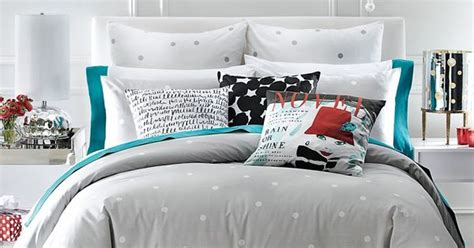 Kate Spade Bedding? Yes, Please.