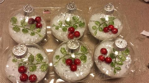 mistletoe ornaments nayelis blog
