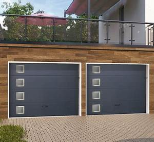portes de garage france ouvertures With porte de garage enroulable avec comment regler une porte d entrée pvc