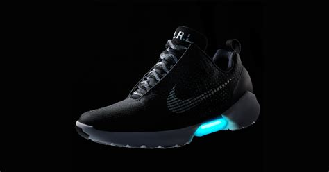 How Nike Built the HyperAdapt the Self Lacing Sneaker of