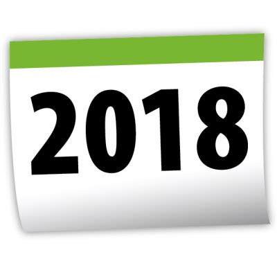 Logo 2017 Png by 2018 Happy New Year Free Png Transparent Image