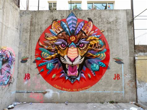 Mexican Mural Artists by Farid Rueda Unveils A New Series Of Murals On The Streets