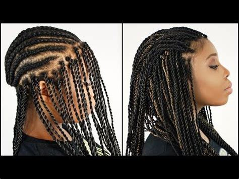 10 Best images about Crochet Braid Styles on Pinterest | Freetress bohemian Protective styles ...