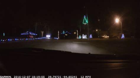 2016 christmas lights at krug park in st joseph missouri
