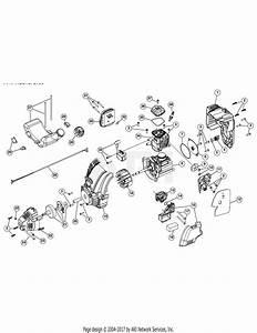 Troy Bilt Tb575ec 41bdt57c766  41bdt57c766 Tb575ec Parts Diagram For Engine Assembly