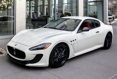 2013 Maserati Granturismo Pictures Photos Gallery