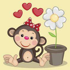 cartoon monkey imagepng  cakes prints