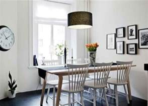 apartment dining room ideas 40 cool scandinavian dining room designs digsdigs