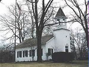 Old Armstrong Chapel (1831) - Indian Hill Historical Society