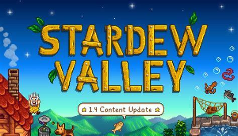 stardew valleys  update expected  arrive  consoles