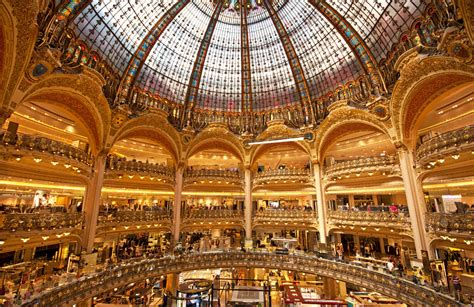 galeries lafayette siege social galeries lafayette now offers 39 shopping experience