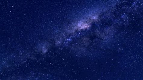 Milky Way Galaxy Time Lapse の動画素材(完全ロイヤリティフリー)1007317045