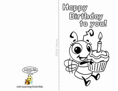 Birthday Printable Cards Card Diy Own Write
