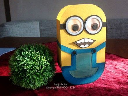 minion laterne basteln minion laterne selber basteln home decoration with paper