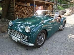 1959 Triumph Tr3a Plus  U0026quot Kwik