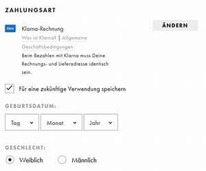 Asos Rechnung : ratgeber mit klarna auf rechnung kaufen so geht 39 s und ~ Themetempest.com Abrechnung