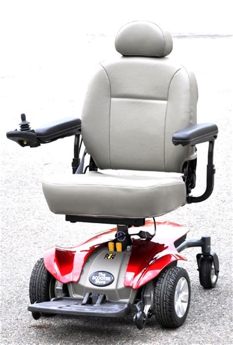 scooter store tss300 power wheelchair battery 2 batteries