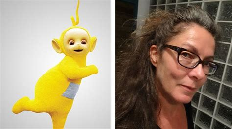This Is What The Actors In The Teletubby Suits Actually