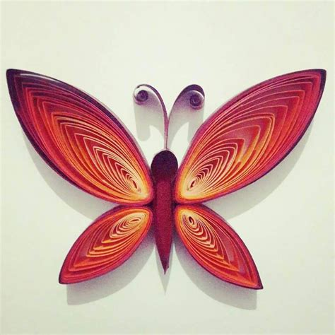 quilling butterfly paper quilling tutorial quilling