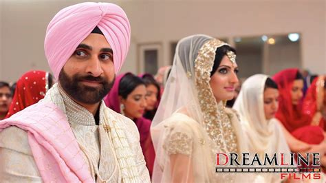 sikh wedding highlights vancouver videography andy