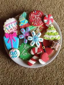 Whimsical Christmas Cookies