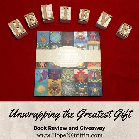 28 best the greatest gift unwrapping the story of