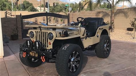 Modified Jeeps , Willy's Jeep , Ford Mb, Punjab Jeeps