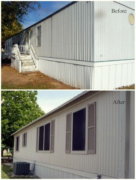 best 25 mobile home exteriors ideas on mobile