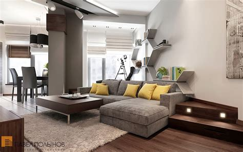 comfortable and stylish small apartment decoholic