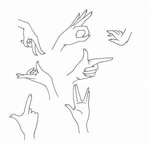Image Gallery manga hands
