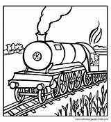 Train Coloring Steam Freight Drawing Engine Caboose Printable Transportation Trains Line Maglev Sheets Locomotive Getdrawings Cars Getcolorings Boat Transport Boys sketch template