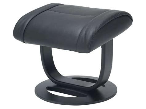 pied de canapé conforama repose pied hamilton coloris noir vente de pouf conforama