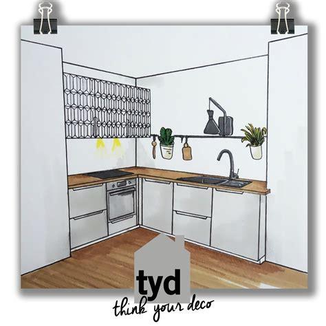 cuisine à vivre une cuisine dans une pièce à vivre tyd think your deco