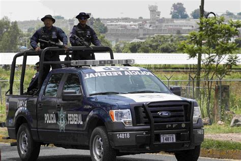Mexico Inmates Ran Telephone Fraud from Puente Grande ...