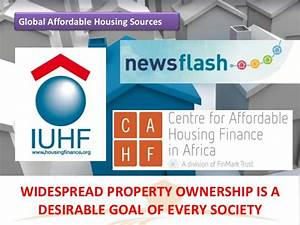 Global Affordable Housing SourcesWIDESPREAD PROPERTY